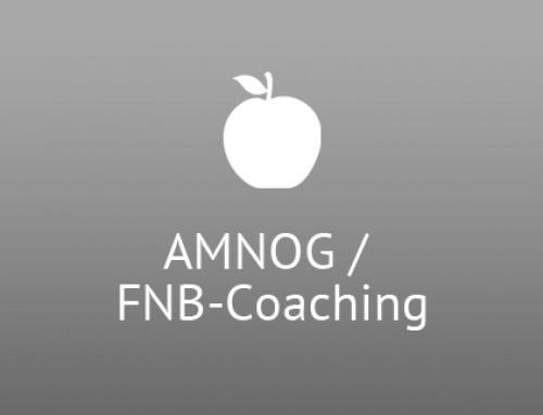 AMNOG / FNB-Coaching