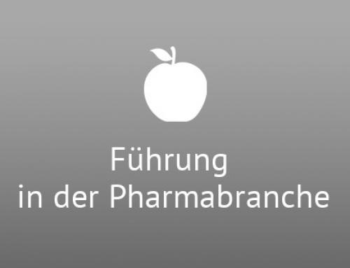 Führung in der Pharmabranche