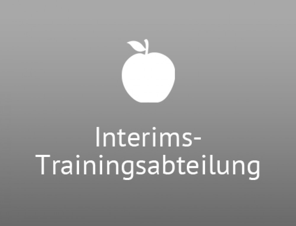Interims-Trainingsabteilung