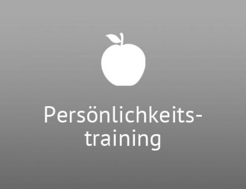 Persönlichkeitstraining (Persolog Training)
