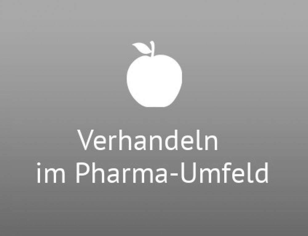 Verhandeln im Pharma-Umfeld